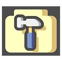 administrative, tools icon