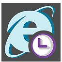 history, url icon
