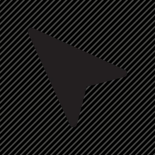 arrow, cursor, cursors, direction, selection, technology icon
