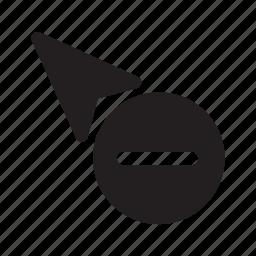 arrow, cursor, cursors, delete, minus, selection icon