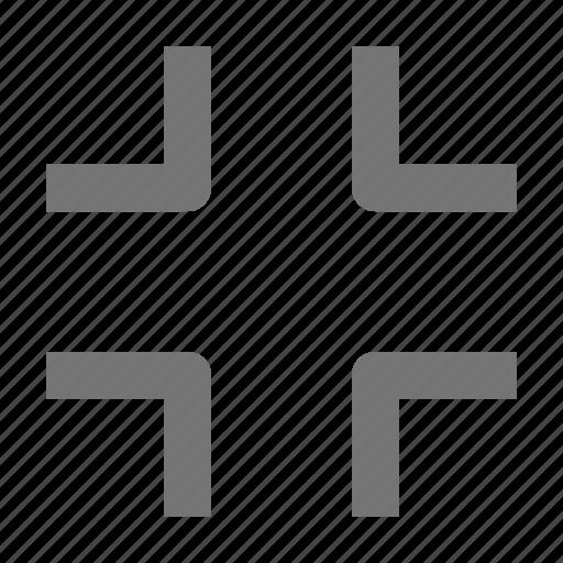 frame, select icon