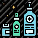 covid, gel, hand, healthcare, protection, self, spray
