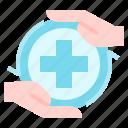 covid, healthcare, medical, protection, self icon
