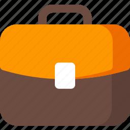 briefcase, business, office, portfolio, resume, seo, work icon
