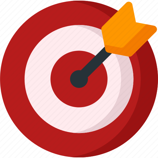 dart, goal, network, seo, success, target, web icon