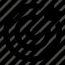 aim, arrow, dart, dartboard, focus, target icon