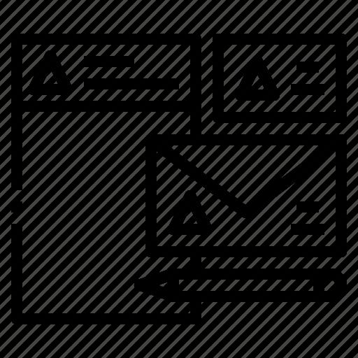 bran, branding, business, company, designing icon