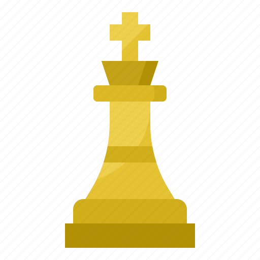 chess, entertainment, game, king, piece icon