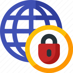 connection, lock, network, protection, safety, security, shield icon