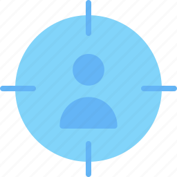 audience, business, internet, marketing, seo, target icon