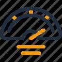 speedometer, speed, auto, dashboard, web, website