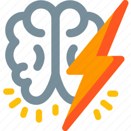 brain, brainstorm, creative, design, idea, seo, storm icon