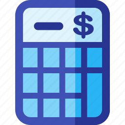 accounting, budget, calculation, calculator, finance, money, payment icon
