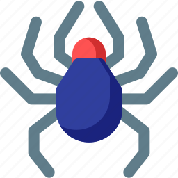 browser, bug, crawler, internet, network, seo, web icon