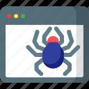 crawler, web, browser, internet, network, online, seo