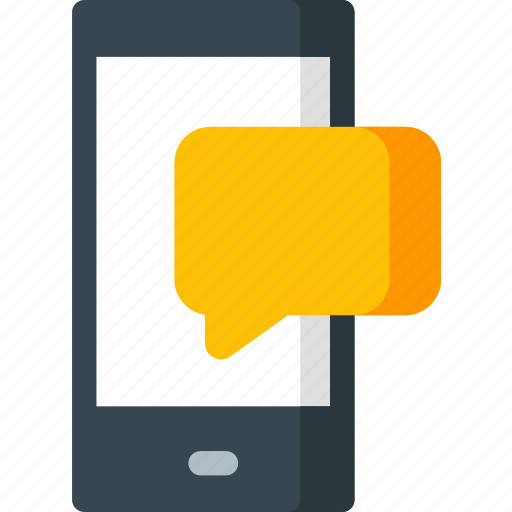 bubble, chat, communication, marketing, mobile, smartphone, speech icon
