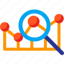 analysis, analytics, data, finance, find, report, statistics icon