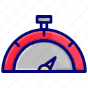 dashboard, metrics, performance, seo, timer icon