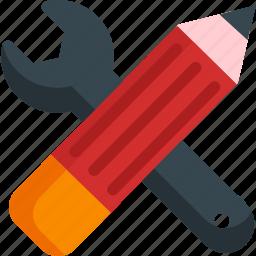 design, options, preferences, seo, setting, settings, tools icon