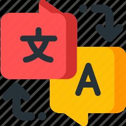 change, language, localization, programming, seo, translate, translation icon