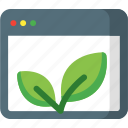 content, eco, fresh, green, nature, tree, vegetable icon