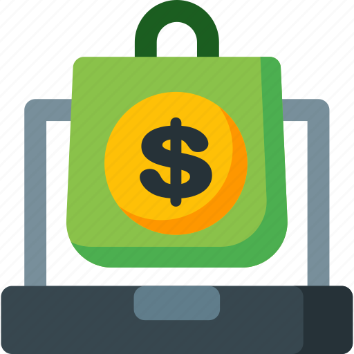 bag, basket, ecommerce, money, online, shop, shopping icon