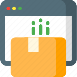 box, delivery, marketing, packages, seo, service, services icon
