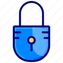 lock, padlock, password, safety, secure, security icon
