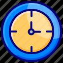 alarm, clock, date, reminder, time icon