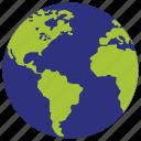 internet, web, world icon, • globe icon