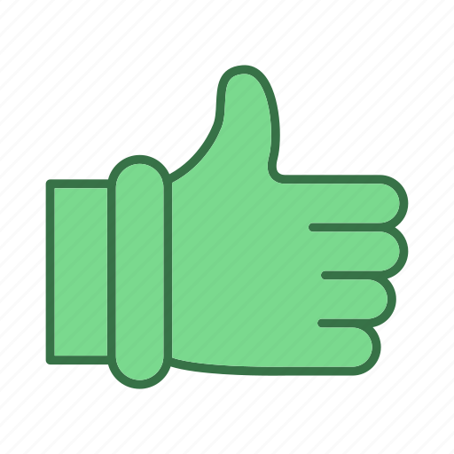 Like, thumb up, vote icon - Download on Iconfinder