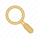 search, view icon