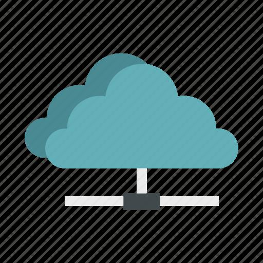 business, cloud, communication, concept, information, internet, network icon