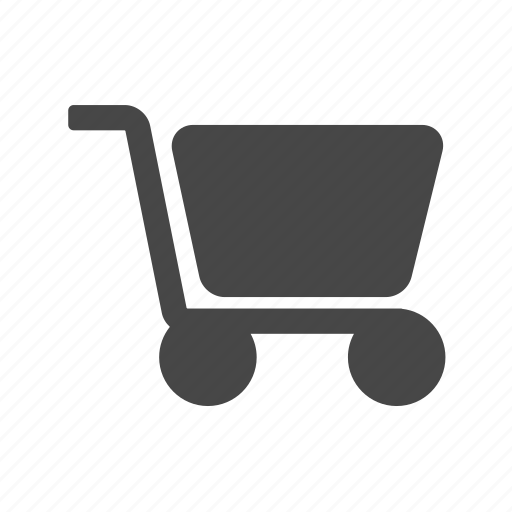 cart, ecommerce, shopping, trolley icon