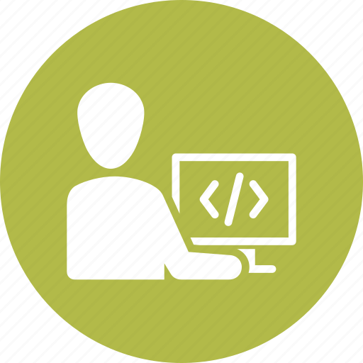 code, coding, programming, usability icon