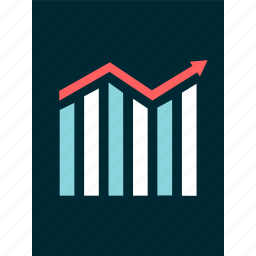 bars, business, data, plan, report, web icon