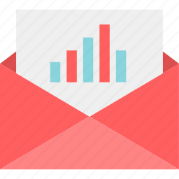 email, envelope, mail, message, online icon