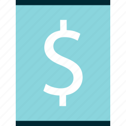 business, layout, money, online, page, report, web icon