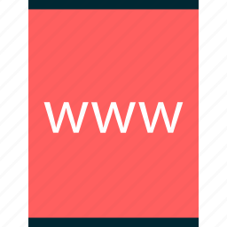 internet, layout, online, page, website, www icon