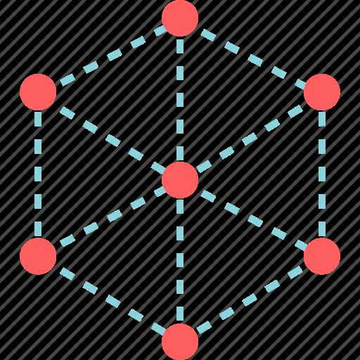 connect, connection, data, internet, online, server, web icon