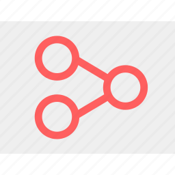 analytics, analyze, data, graph, share, sharing icon