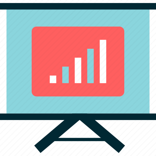 bars, business, data, graph, online, report icon