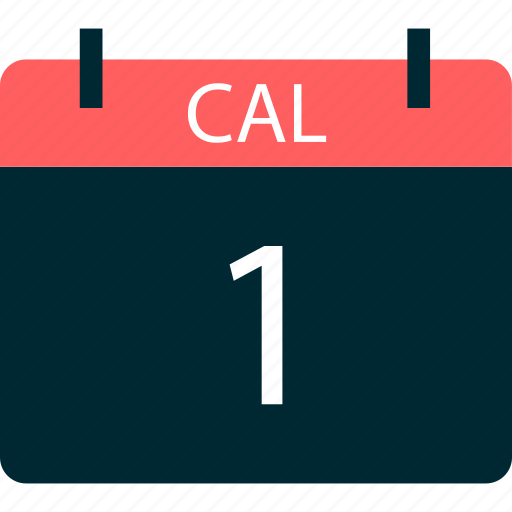 cal, calendar, event, month, schedule icon