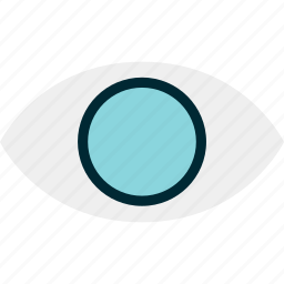 eye, find, look, search icon