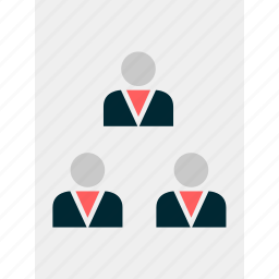 business, firends, group, people, team, users icon