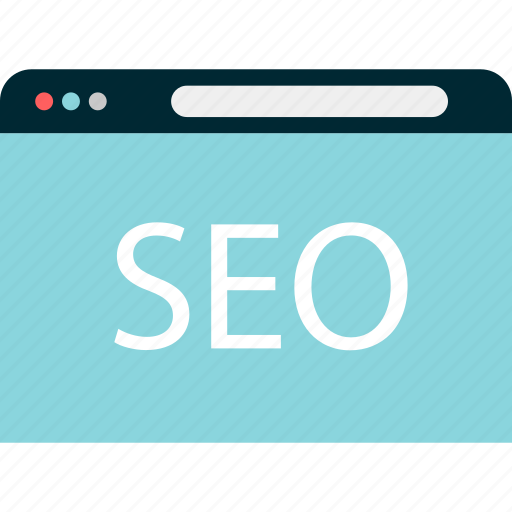 browser, engine, online, optimized, search, seo icon