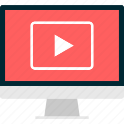 media, play, video, youtube, youtuber icon
