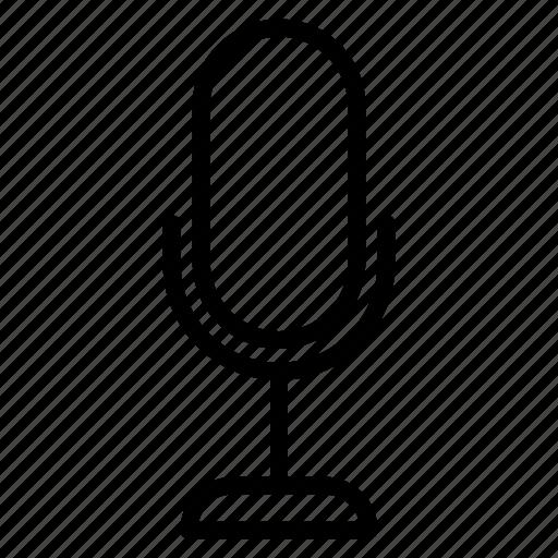 mic, microphone, music, seo, sound icon