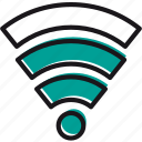 access, free, internet, online, spot, wi-fi, wifi icon
