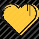 good, health, heart, like, seo icon